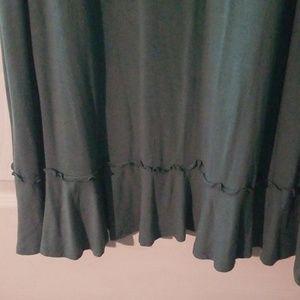 LC Lauren Conrad Dresses - Lauren Conrad 3/4 Ruffle Sleeve Dress